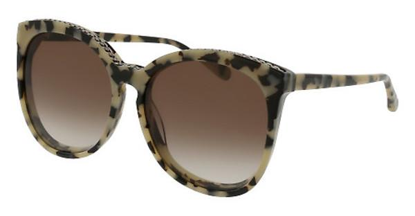 Stella McCartney   SC0074S 003 BROWNHAVANA