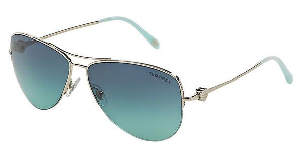 Tiffany TF3021 60029S BLUE GRADIENTSILVER