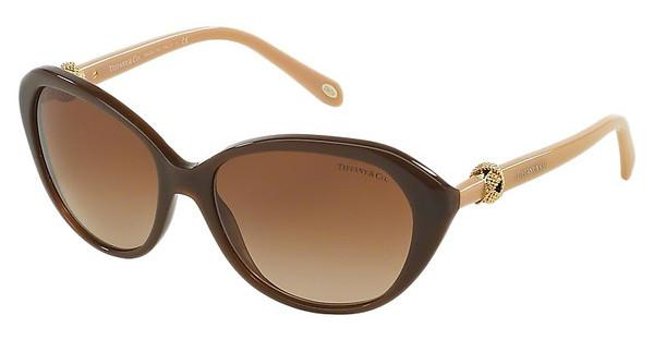 Tiffany TF4098 81513B BROWN GRADIENTCHOCOLATE