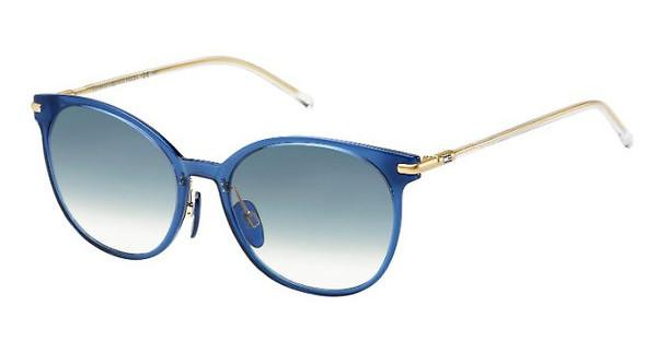 Tommy Hilfiger TH 1399/S R21/IT BLUE SFBLUE CRY