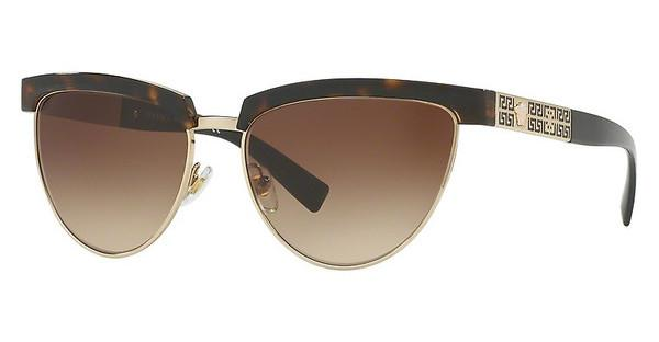 Versace VE2169 125213 BROWN GRADIENTHAVANA/PALE GOLD