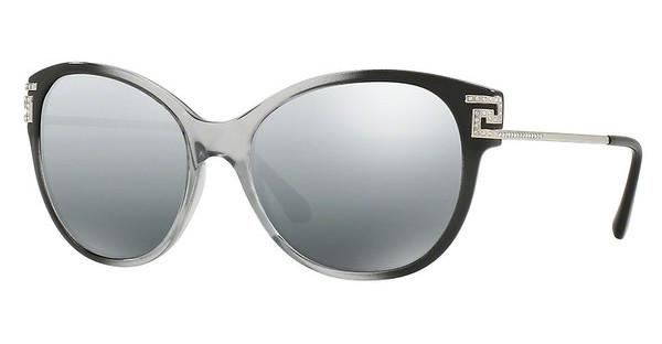 Versace VE4316B 520088 GREY MIRROR SILVER GRADIENTTR GREY GRADIENT BLACK