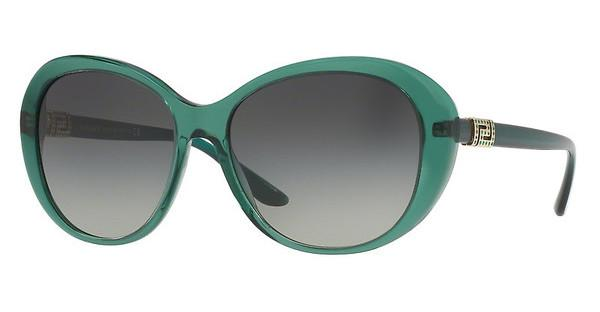 Versace VE4324B 521611 GREY GRADIENTTRANSPARENT GREEN