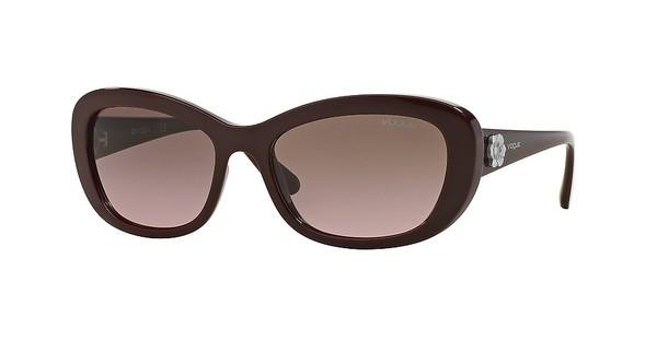 Vogue VO2972S 213914 PINK GRADIENT BROWNBORDEAUX