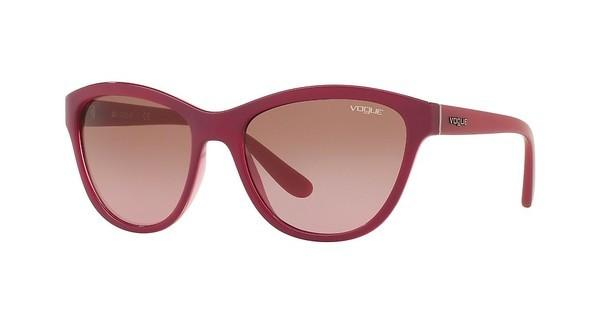 Vogue VO2993S 241014 PINK GRADIENT BROWNTOP CYCLAMEN/CYCLAMEN TRANSP