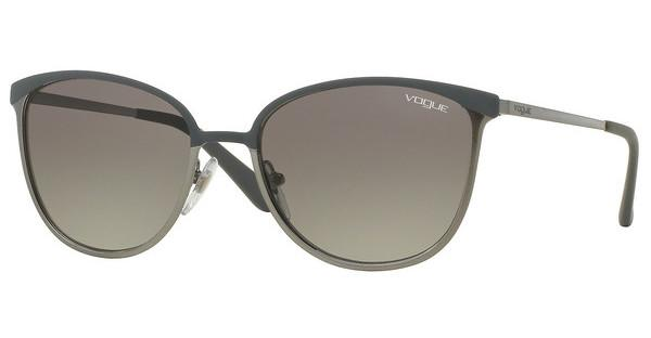 Vogue VO4002S 995S11 GREY GRADIENTMT GREY/BRUSHED GUNMETAL