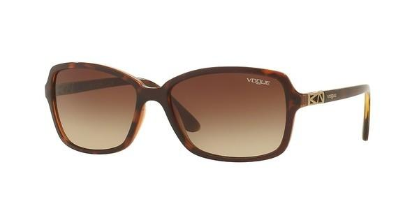 Vogue VO5031S 238613 BROWN GRADIENTTOP DK HAVANA/LT BROWN TRANSP