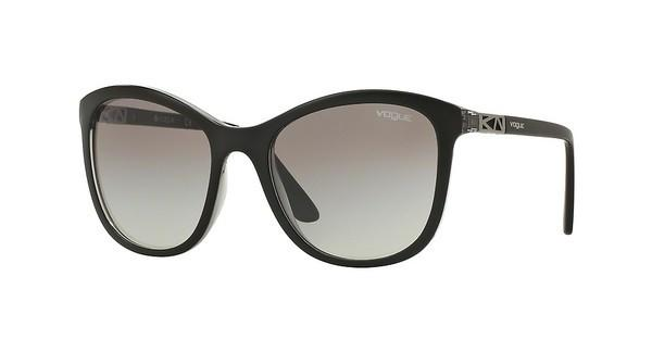 Vogue VO5033S 238511 GREY GRADIENTTOP MATTE BLACK/GREY TRANSP