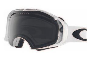 Oakley OO7037 703749 DARK GREYPOLISHED WHITE