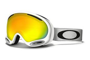 Oakley OO7044 59-568 FIRE IRIDIUMPOLISHED WHITE
