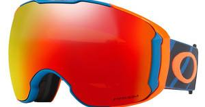 Oakley OO7071 707125 PRIZM TORCH IRIDIUM & PRIZM ROHAZARD BAR BLUE ORANGE