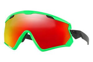 Oakley OO7072 707204 PRIZM SNOW TORCH IRIDIUM80S GREEN