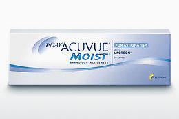 Kontaktlinsen Johnson & Johnson 1 DAY ACUVUE MOIST for ASTIGMATISM 1MA-30P-REV