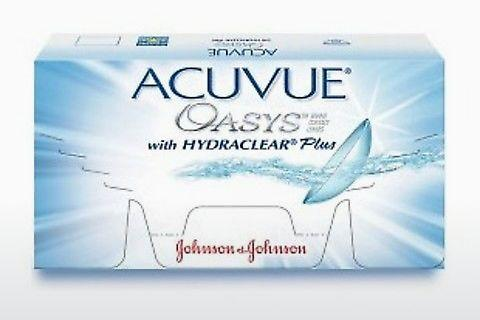 Kontaktlinsen Johnson & Johnson ACUVUE OASYS with HYDRACLEAR Plus PH-6P-REV