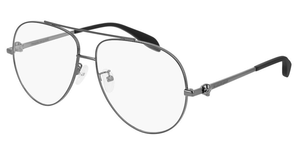 Alexander McQueen   AM0260O 002 RUTHENIUM
