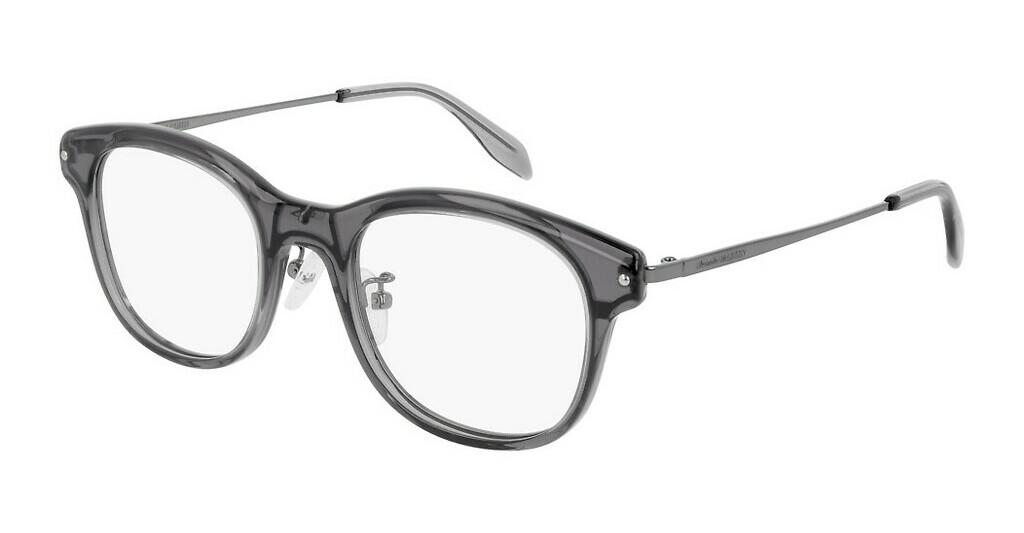 Alexander McQueen   AM0266O 001 RUTHENIUM