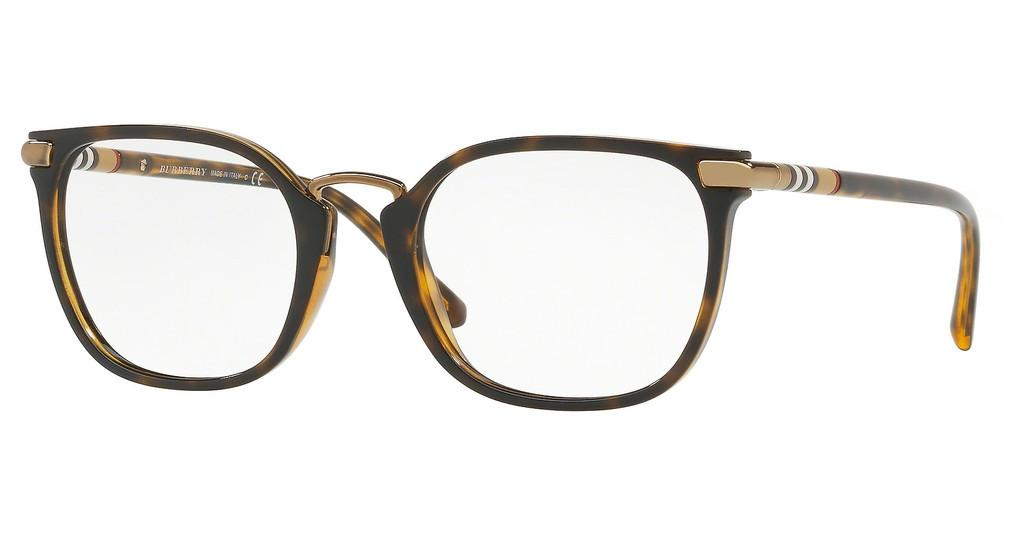 Burberry   BE2269 3002 DARK HAVANA