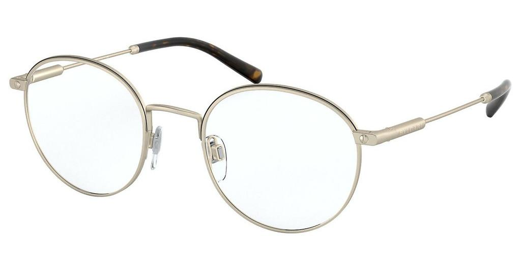 Bvlgari   BV1107 2052 MATTE PALE GOLD/MATTE BROWN