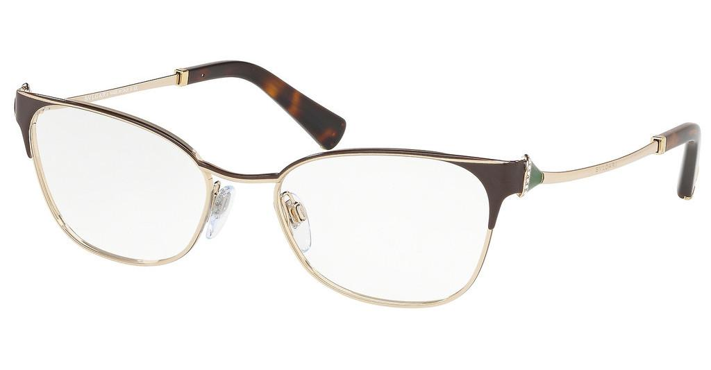 Bvlgari   BV2212B 2034 BROWN/PALE GOLD