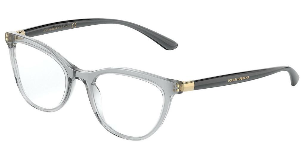 Dolce & Gabbana   DG3324 3238 TRANSPARENT GREY