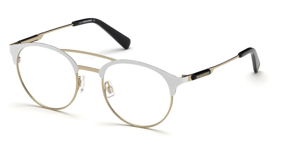Dsquared   DQ5284 021 weiss