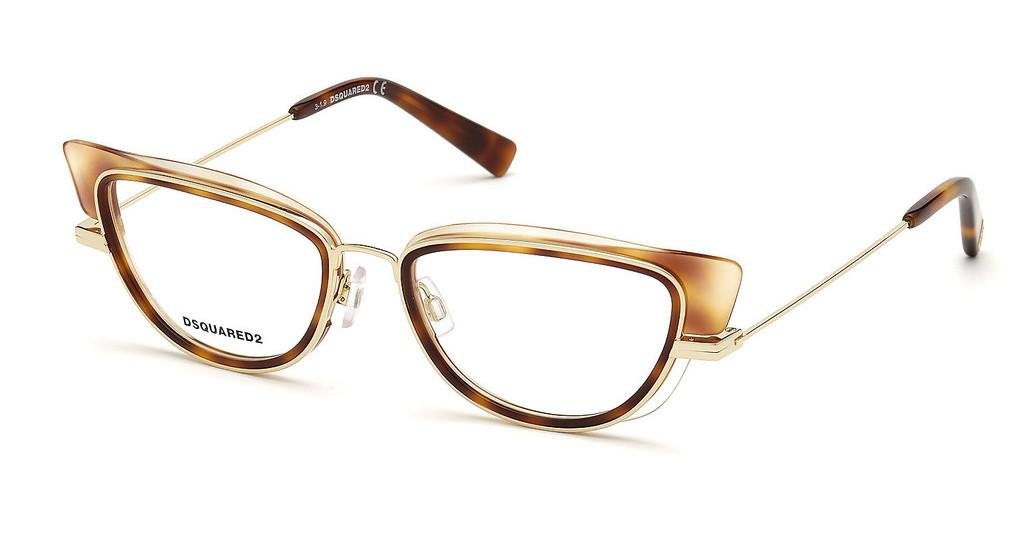 Dsquared   DQ5303 056 havanna