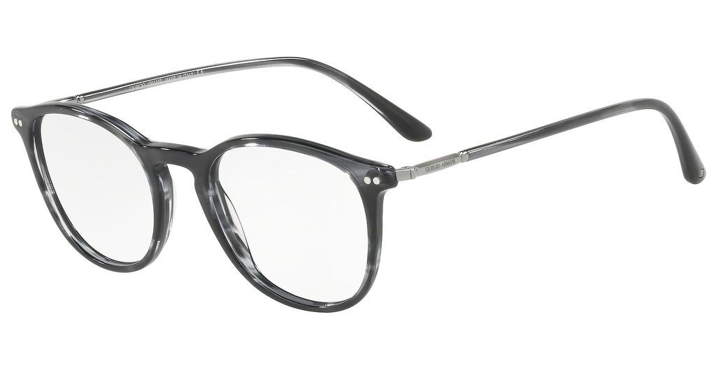 Giorgio Armani   AR7125 5595 STRIPED GREY
