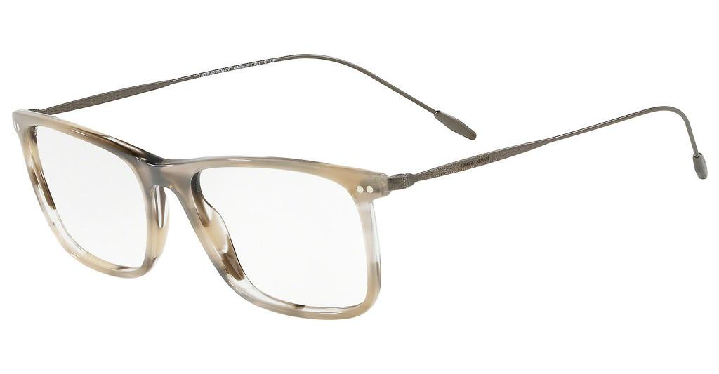 Giorgio Armani   AR7154 5659 STRIPED GREY