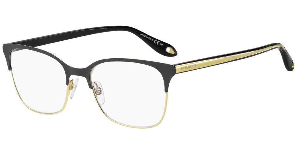 Givenchy   GV 0076 2M2 BLK GOLD