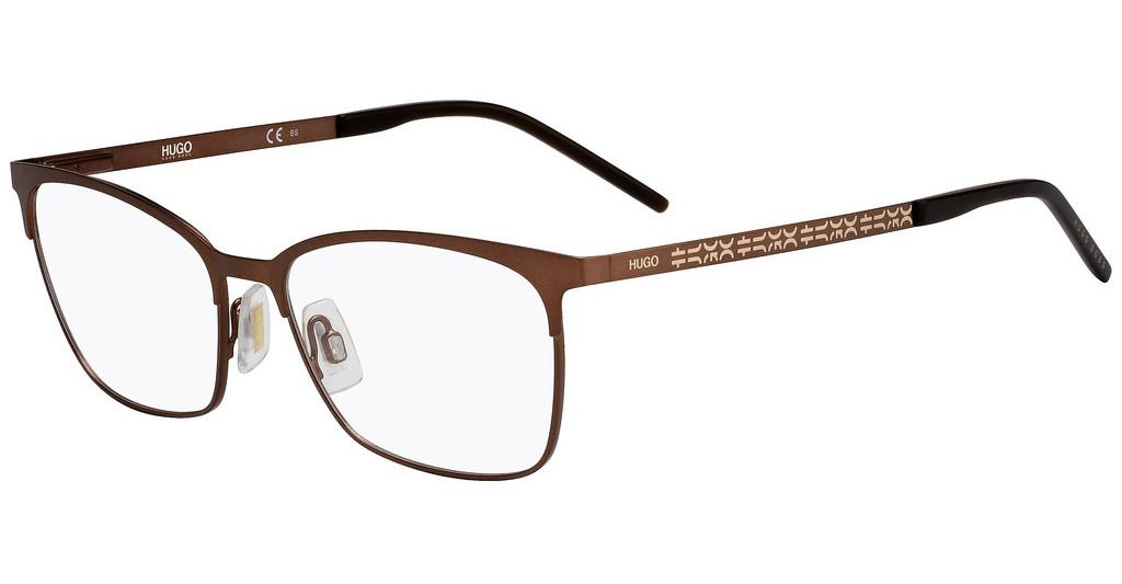 Hugo   HG 1083 4IN MTT BROWN