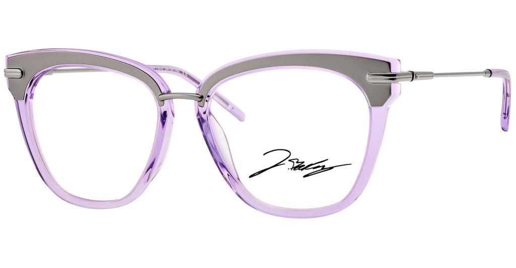 JB by Jerome Boateng   JBF116 3 xtal purple + matt light gun