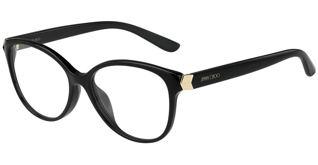 Jimmy Choo   JC231/F 807 BLACK