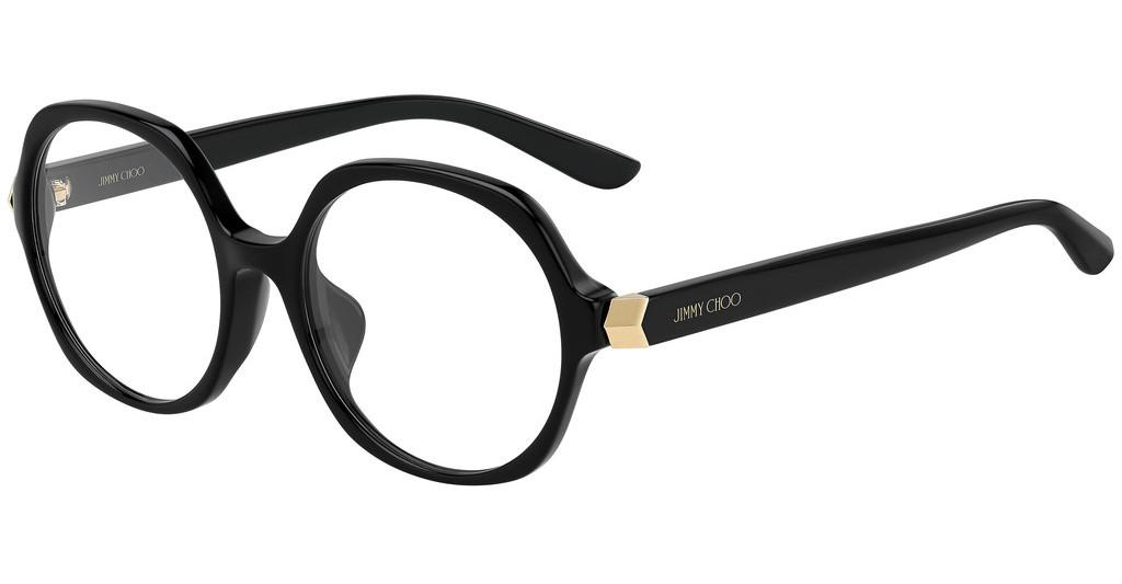 Jimmy Choo   JC232/F 807 BLACK