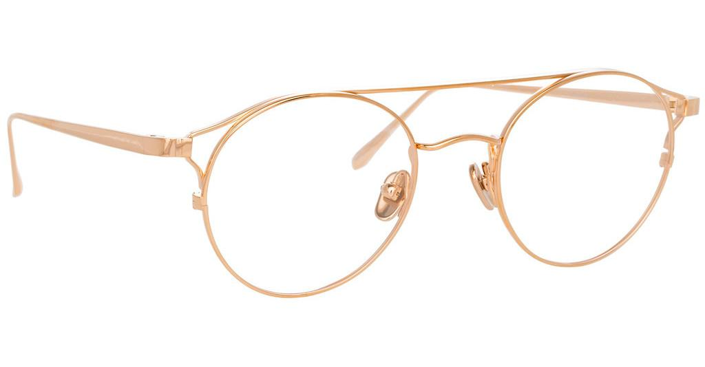 Linda Farrow   LFL805/V C10 ROSE GOLD
