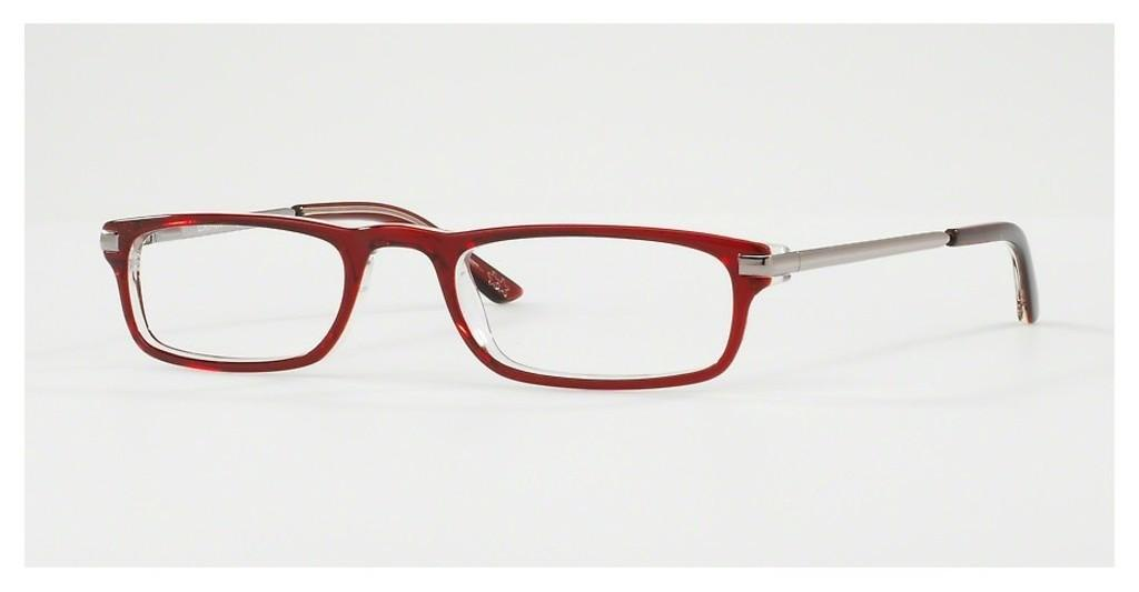 Luxottica   LU3203 C509 TOP BORDEAUX ON TRANSPARENT