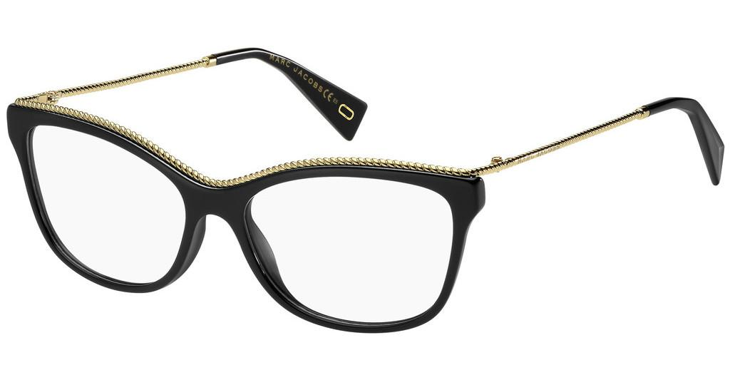 Marc Jacobs   MARC 167 807 BLACK