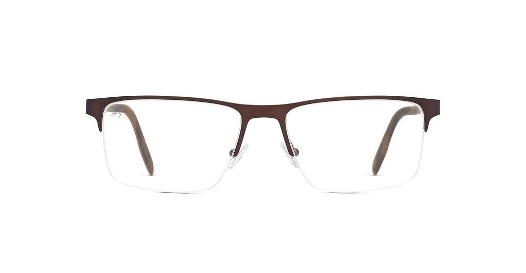 Maui Jim   MJO2101 82M Matte Brown