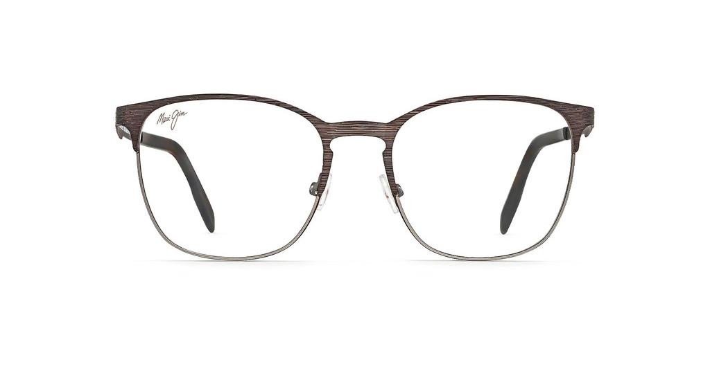 Maui Jim   MJO2107 25D Brown with Grey