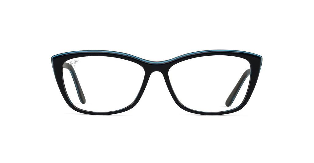 Maui Jim   MJO2113 03D Navy Light Blue Blue Tortoise