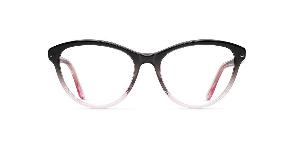 Maui Jim   MJO2123 02P Black Gradient to Pink