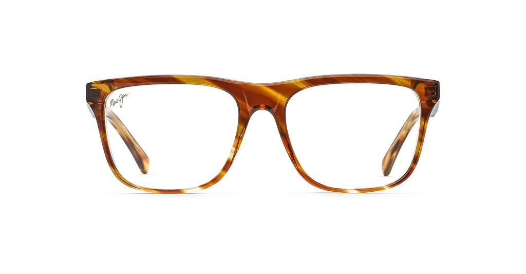 Maui Jim   MJO2127 25C Brown Stripe