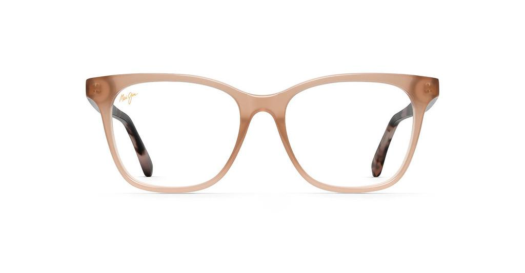 Maui Jim   MJO2207 24S Milky Almond with Tortoise temples