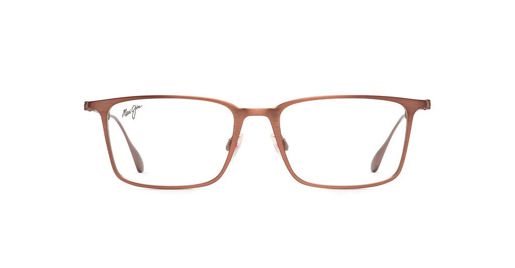 Maui Jim   MJO2714 19A Brown Red Satin