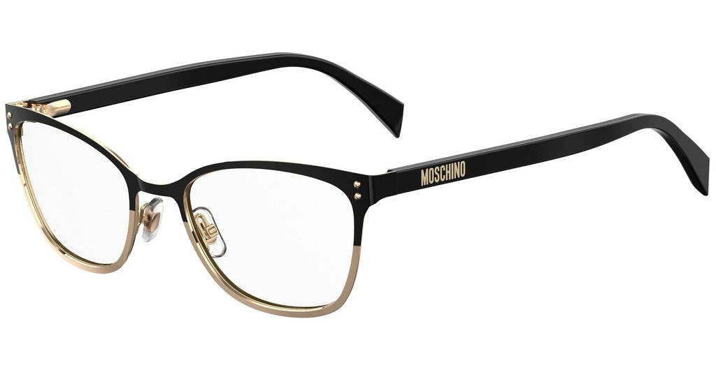 Moschino   MOS511 2M2 BLK GOLD