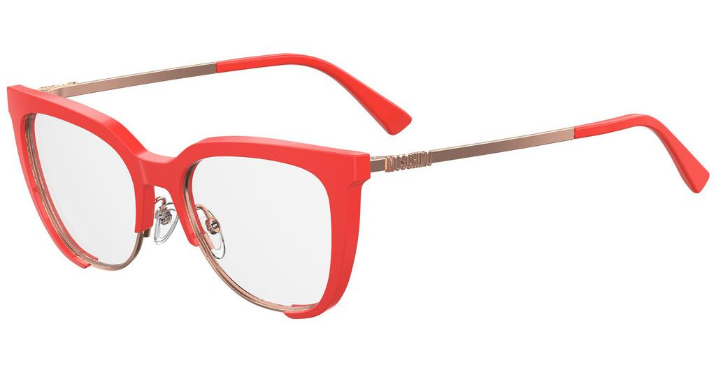 Moschino   MOS530 1N5 CORAL
