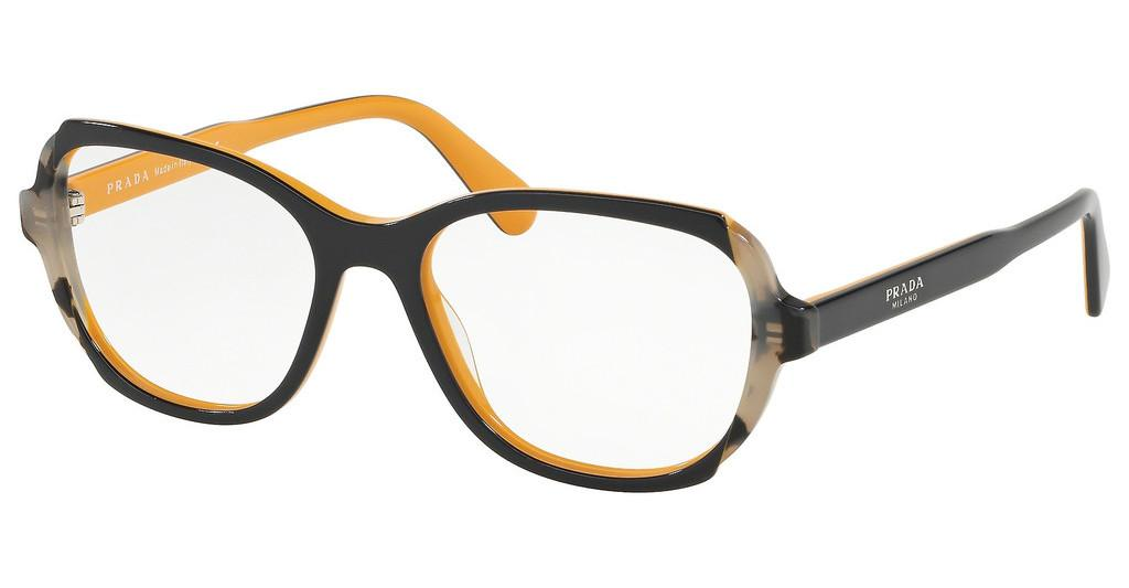 Prada   PR 03VV 30Z1O1 TOP BLUE/YELLOW/GREY HAVANA