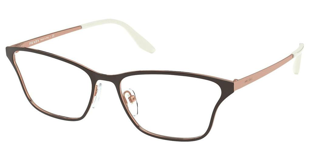 Prada   PR 60XV 3311O1 TOP BROWN/ROSE GOLD