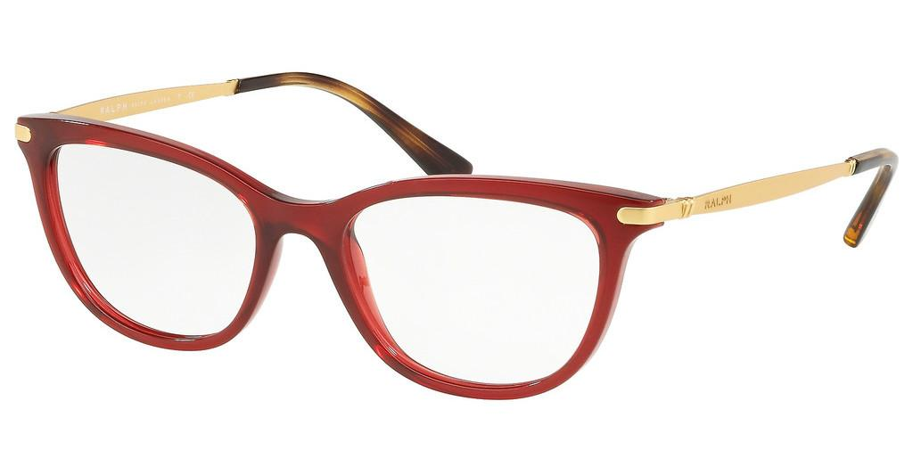 Ralph   RA7098 5718 SHINY TRANSPARENT RED