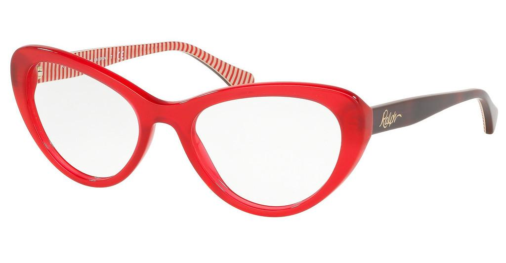 Ralph   RA7107 5785 SHINY TRANSPARENT RED