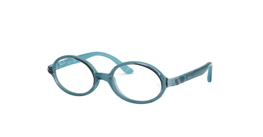 Ray-Ban Junior   RY1545 3772 LIGHT BLUE ON RUBBER BLUE